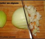 Comment couper et bien cuire les oignons