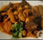 Les tripes de mouton en sauce ou dowara