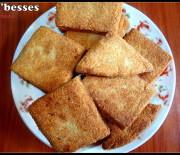 M'besses, m'teqba, bradj, ou m'berdja – gâteau sec algérien