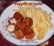 Nuggets au poulet facile à faire