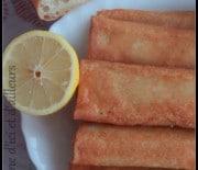 Bourek au fromage et au thon