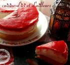 Cheesecake facile à la fraise sans cuisson
